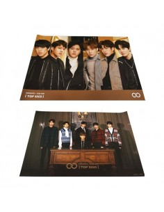[Poster] Infinite 3rd Album - TOP SEED Official Poster