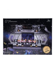 [SM Town Gift Shop] EXO_OX Block - The EXO'rDIUM(dot)