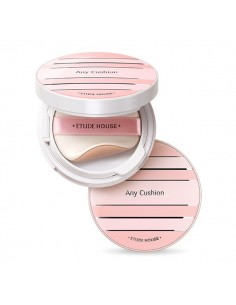 [ETUDE HOUSE] Any Cushion All Day Perfect NEW SPF50+/PA+++ (6Colors)
