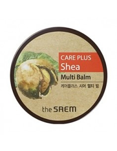 [the SAEM] Care Plus Shea Multi balm 17g