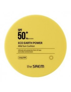 [the SAEM] Eco Earth Power Mild Sun Cushion 15g