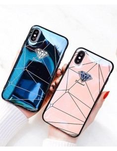 [IH187] Diamond Jelly Mobile Phone Case