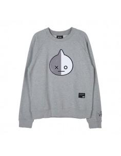 [BT21] VAN Basic Graphic Sweat T-shirt