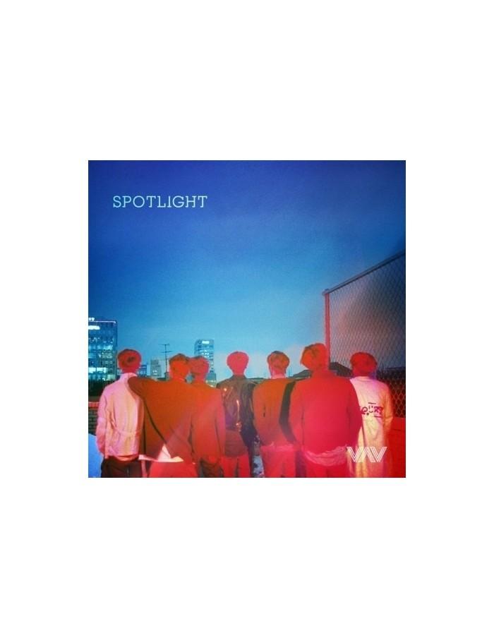 VAV 3rd Mini Album - Spotlight CD