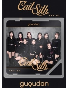 Gugudan 2nd Single Kino Album - Cait Sith CD