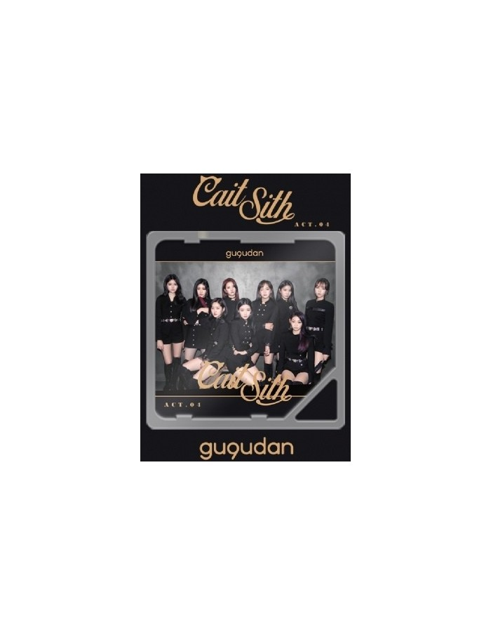 Gugudan 2nd Single Kino Album - Cait Sith CD