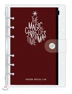 TAEYEON Official Goods - Taeyeon Diary & Sticker Set