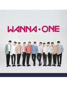 WANNA ONE x Lens Nine - Bromide (16Kinds)