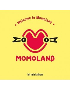 MOMOLAND 1st Mini Album - Welcome to Momoland CD
