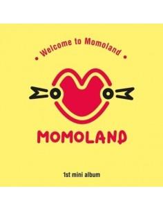 MOMOLAND 1st Mini Album - Welcome to Momoland CD