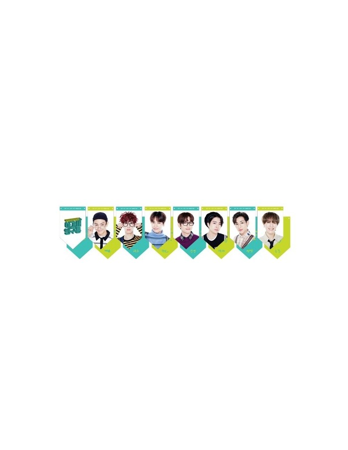 GOT7 4th Fanmeering Official Goods - Photo Garland