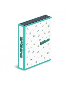 GOT7 4th Fanmeering Official Goods - Photocard Album