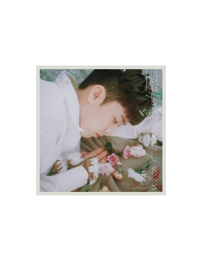O.WHEN 2nd EP Album - When it Loves CD