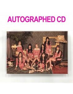 [AUTOGRAPHED CD] LOVELYZ 3rd Mini Album - FALL IN LOVELYZ CD