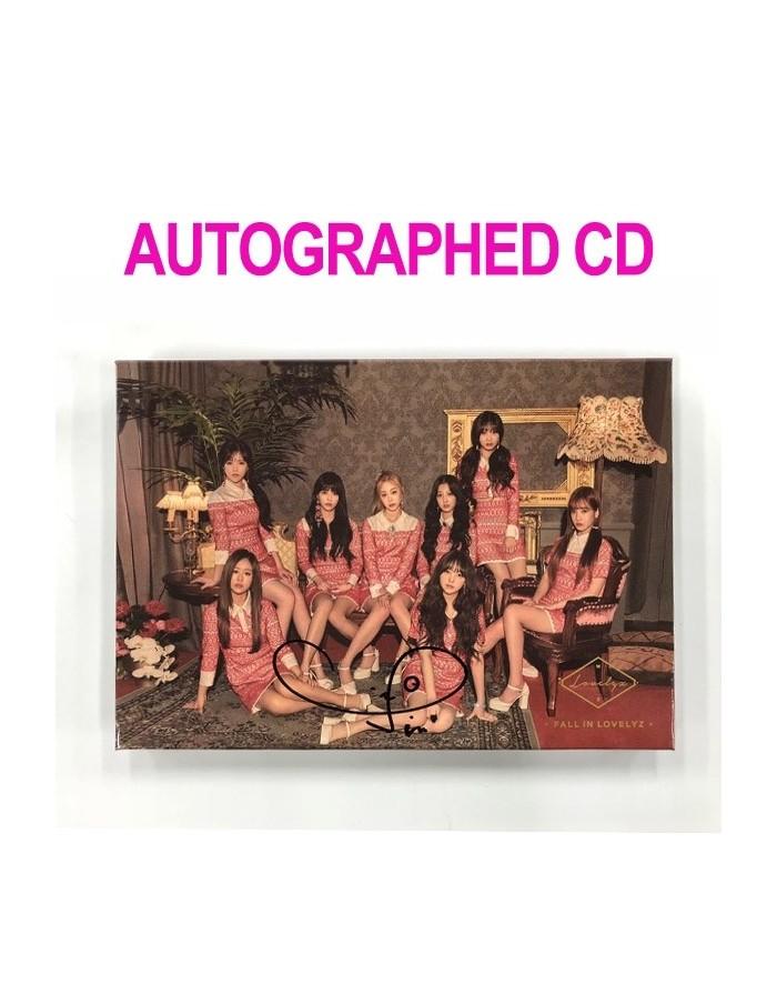 [AUTOGRAPHED CD] LOVELYZ 3rd Mini Album - FALL IN LOVELYZ CD