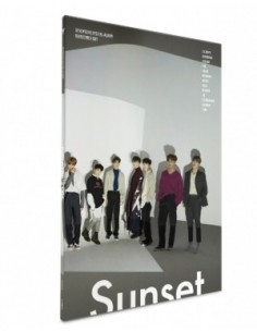 SEVENTEEN Special Album - Director's Cut [SUNSET VER] CD + Poster