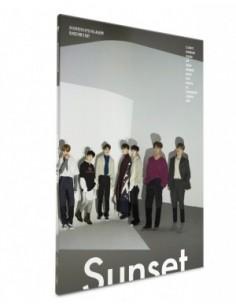 SEVENTEEN Special Album - Director's Cut [SUNSET VER] CD + Poster