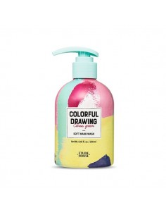 [ETUDE HOUSE] Colorful Drawing Soft Hand Wash