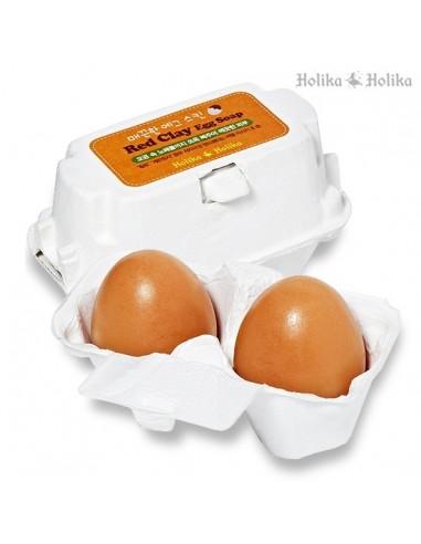 [Holika Holika09] Egg Soap - Yellow Soil for Oily Skin