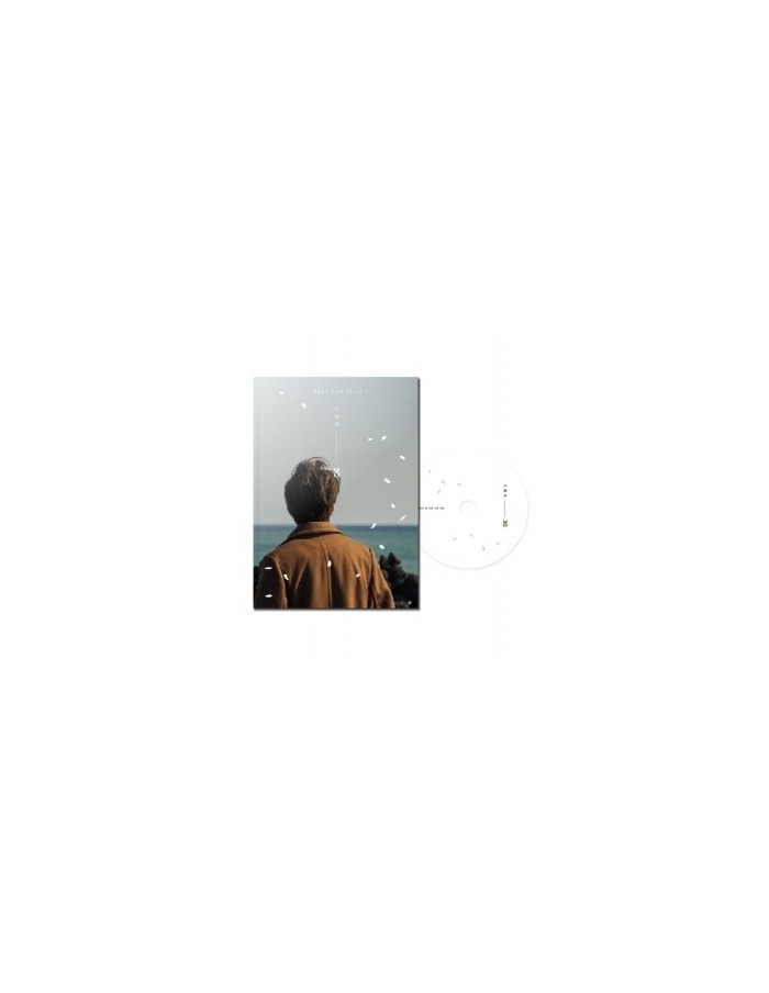 Jung Seung Hwan 1st Album - And Spring [Ver 1] CD + Poster