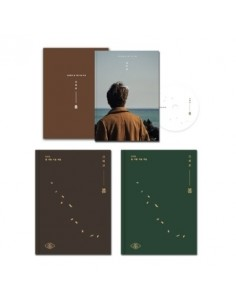 Jung Seung Hwan 1st Album - And Spring [Ver 2] CD + Poster