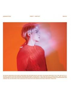 SHINEE JONGHYUN - Poet l Artist CD + POSTER