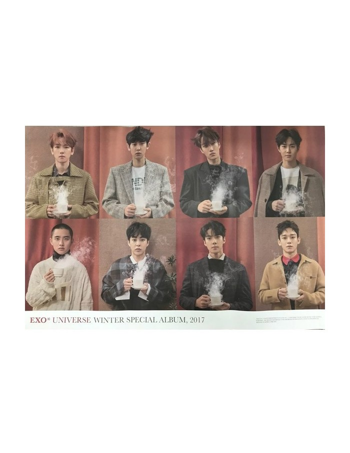 [Poster] EXO 2017 Winter Special Poster
