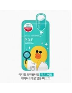 [MEDIHEAL] P.D.F A.C Dressing Ampoule Mask 27ml 5ea