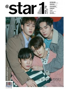 Magazine At Star1 2018-3 NU'EST W