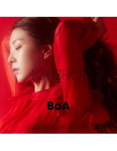 BOA 1st Mini Album -  One Shot, Two Shot CD +  Poster [Pre-Order]