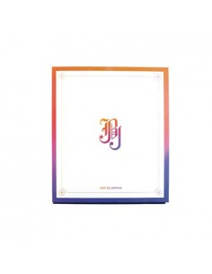 JBJ Official Goods - Binder Book