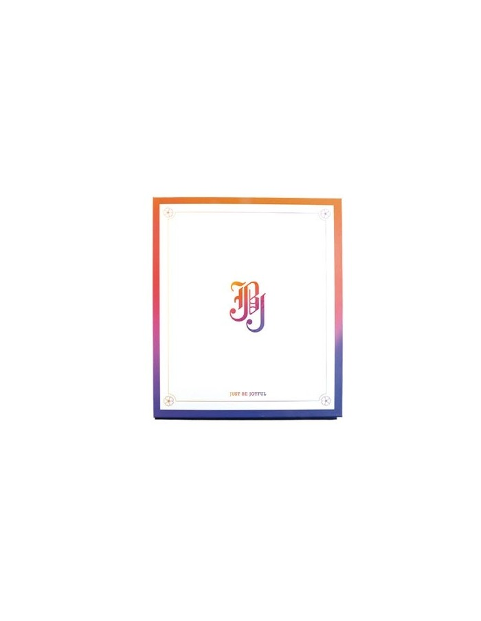 JBJ Official Goods - Binder Book