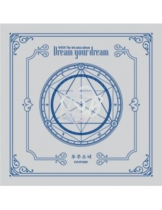WJSN 4th Mini Album - Dream Your Dream (에뉩니온  VER) CD + POSTER