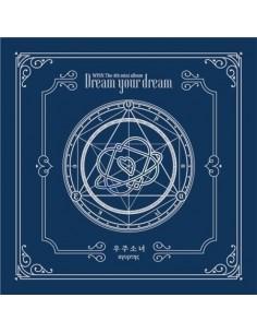 WJSN 4th Mini Album - Dream Your Dream (아귀르떼스  VER) CD + POSTER