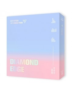 SEVENTEEN - 2017 SEVENTEEN 1ST WORLD TOUR (Diamond Edge In Seoul) CONCERT DVD 3 DISC [Pre-Order]