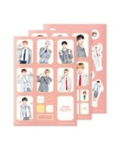 BTS 2018 HAPPY EVER AFTER Goods - STICKER SET