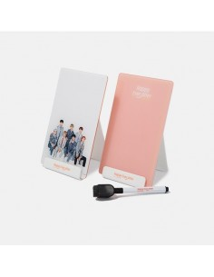 BTS 2018 HAPPY EVER AFTER Goods - ACRYLIC MEMO PAD