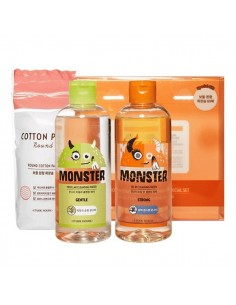 [ETUDE HOUSE] Monster Cleansing Water Duo Special Set
