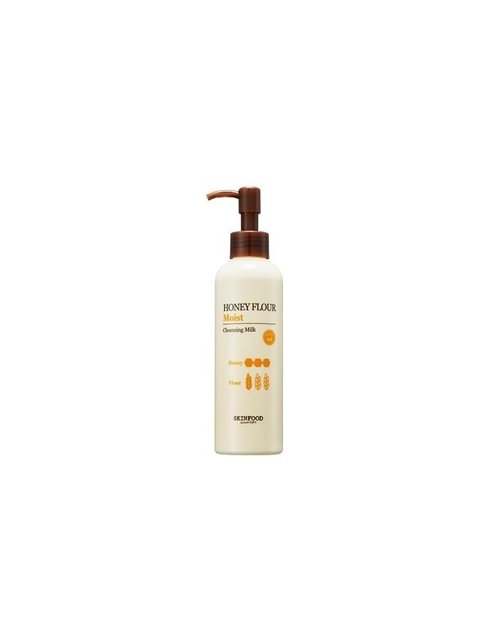 [Skin Food] Honey Flour Moist Cleansing Milk 200ml