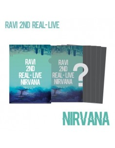 RAVI 2nd Real Live Official Goods - Poster Set
