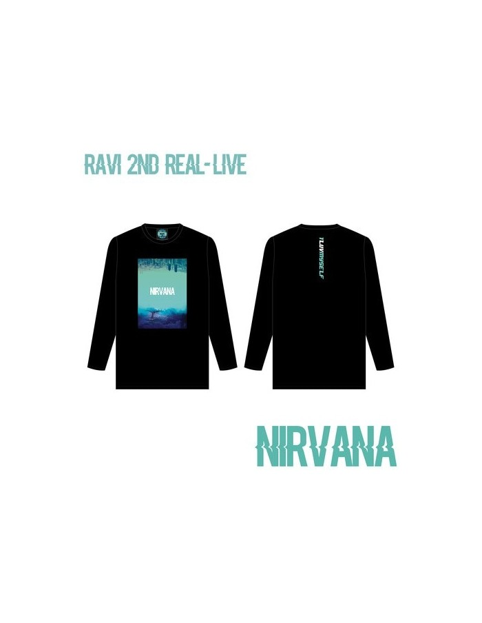 RAVI 2nd Real Live Official Goods - Long Sleeve T Shirt