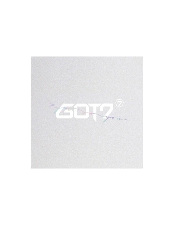 GOT7 Mini Album - Eyes On You CD + Photocard