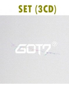 [SET] GOT7 Mini Album - Eyes On You 3CD + 3Poster  [Random Version]