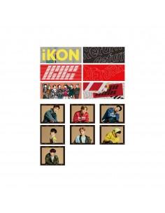iKON Return Sticker Set