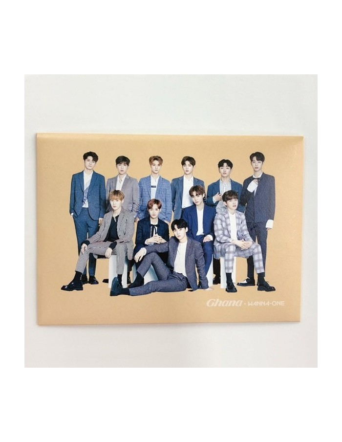 LOTTE GHANA x WANNA ONE Special Collection - 2018 Planner