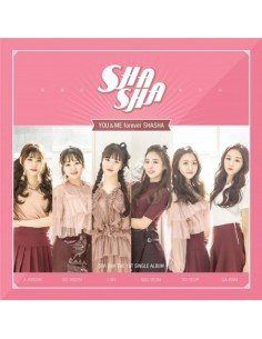 SHA SHA Single Album - You&Me Forever ShaSha CD