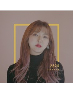 Lee Aram 1st EP Album - 2526 CD