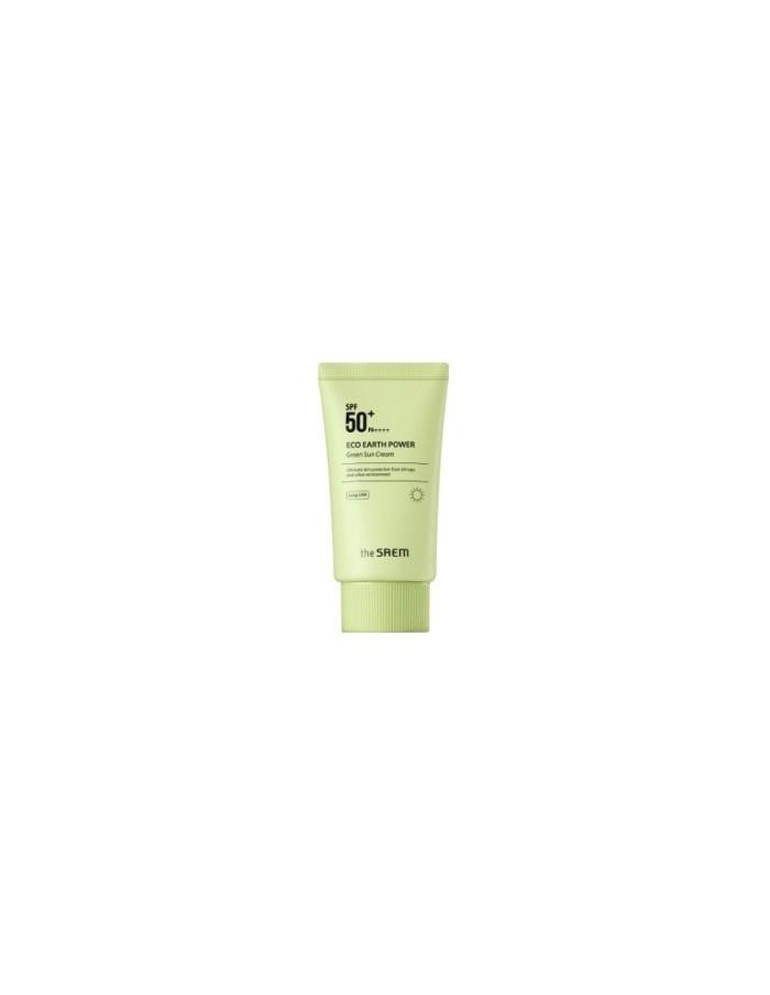 [the SAEM] Eco Earth Power Green Sun Cream 50g