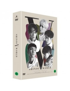 SHINEE - World V In Seoul DVD(2DISC) [Pre-Order]