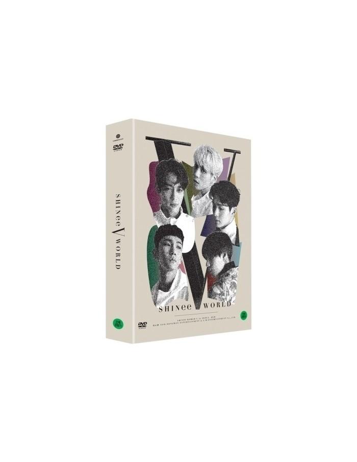 SHINEE - World V In Seoul DVD(2DISC) [Pre-Order]